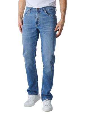 Lee Brooklyn Straight Jeans light ray