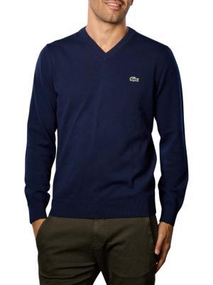 Lacoste Pullover Classic V Neck 166