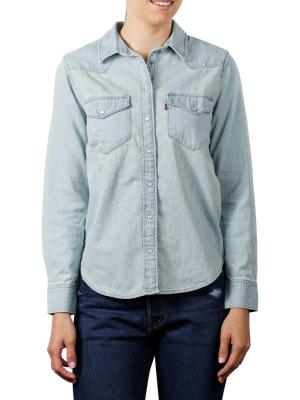 Levi's The Ultimate Western Shirt small talk