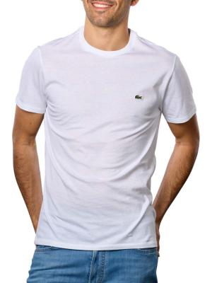 Lacoste T-Shirt Short Sleeves Crew Neck 001