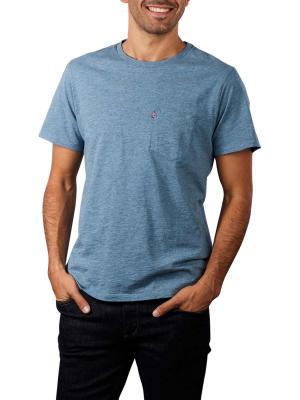 Levi's Classic Pocket T-Shirt indigo wash heather