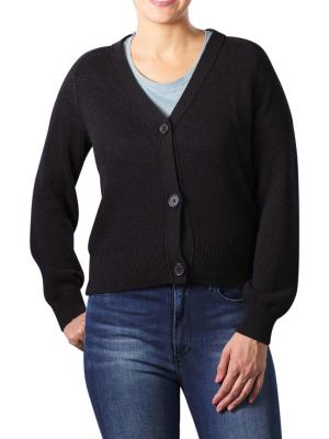 Marc O'Polo Cardigan V-Neck black