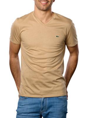 Lacoste T-Shirt Short Sleeves V Neck 02S