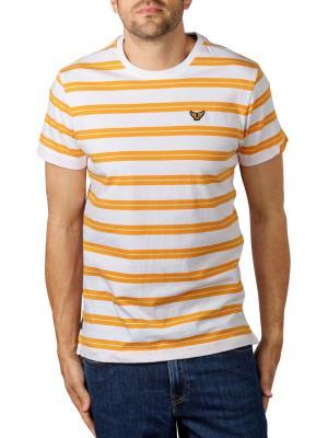 PME Legend Short Sleev R-Neck y/d T-Shirt 2129