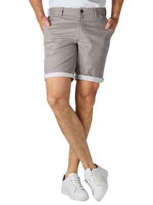 PME Legend Cotton Linen Peached Shorts spider grey