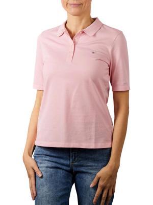 Gant Original Pique Polo Shirt preppy pink
