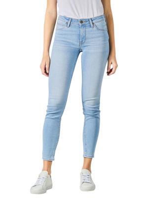 Lee Scarlett Jeans Skinny bleached azur