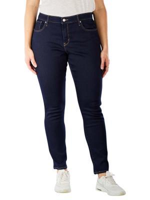 Levi's 311 Jeans Shaping Skinny Plus Size darkest sky