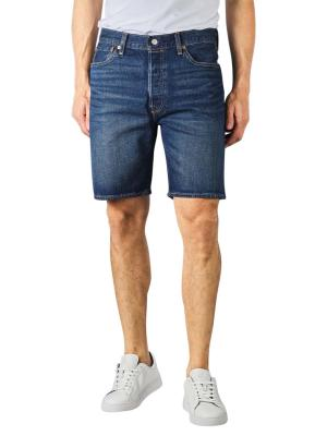 Levi's 501 Hemmed Short fire gone woing