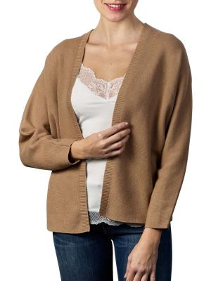 Set Cardigan beige