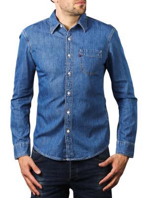 Levi's Sunset Slim Shirt mid wo