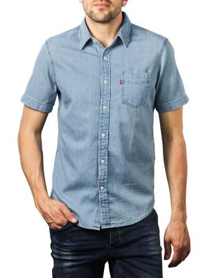 Levi's Classic SS Shirt red cast