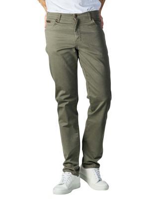Wrangler Texas Slim Jeans lichen green