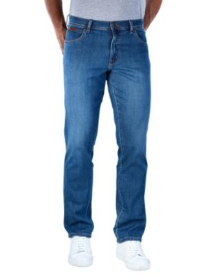 Wrangler Texas Stretch Jeans mistral green