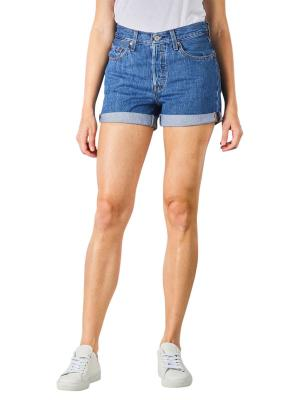 Levi's 501 Rolled Short sansome