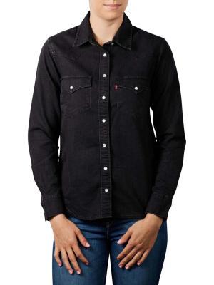 Levi's The Ultimate Western Shirt black rose