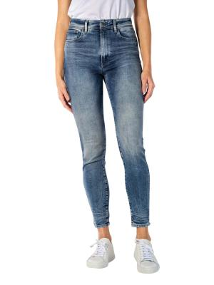 G-Star Kafey Ultra High Skinny antic faded kyanite
