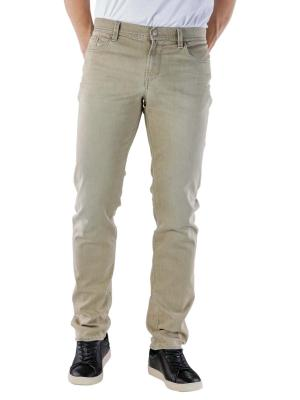 Alberto Pipe Jeans Slim DS Denim brown