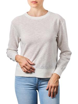 Marc O'Polo Pullover Longsleeve Knit paper white