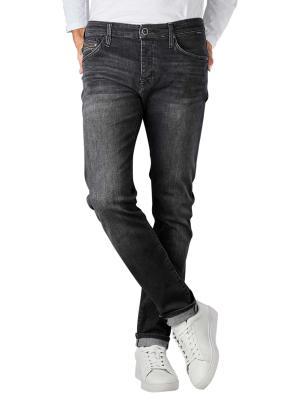 Mavi Yves Jeans Slim Skinny Fit dark smoke ultra move