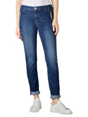 Mos Mosh Etta Jeans Tapered Fit dark blue