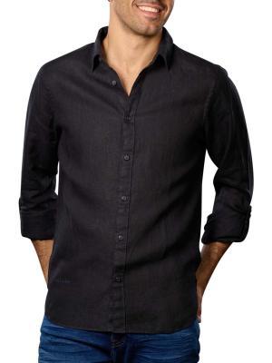 Scotch & Soda Classic Shirt Slim Fit black
