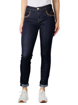 Mos Mosh Naomi Jeans Tapered Fit dark blue