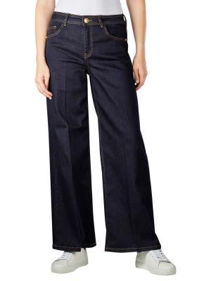 Mos Mosh Dara Hybrid Jeans Cullotte dark blue