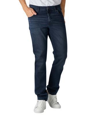 Wrangler Texas Slim Jeans Slim Fit bruised river