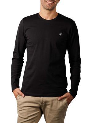 Marc O'Polo Gots Organic T-Shirt Long Sleeve 990 black
