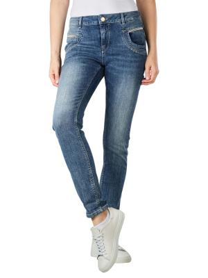Mos Mosh Naomi Jeans Tapered Fit blue
