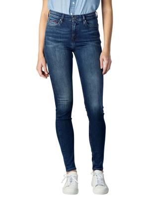 Tommy Jeans Nora Skinny Fit new niceville mid blue