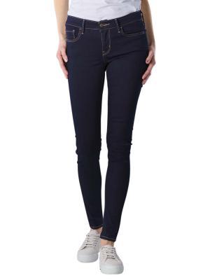 Levi's 710 Jeans Super Skinny dusk rinse