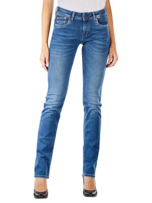 Pepe Jeans Saturn Straight Fit mid blue
