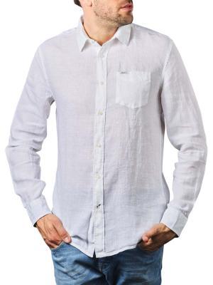 Pepe Jeans Parker Shirt optic white