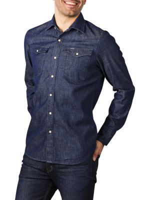 G-Star 3301 Slim Shirt 7 oz Denim rinsed