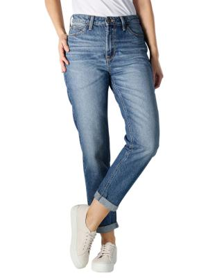 Lee Mom Jeans Straight mid booster