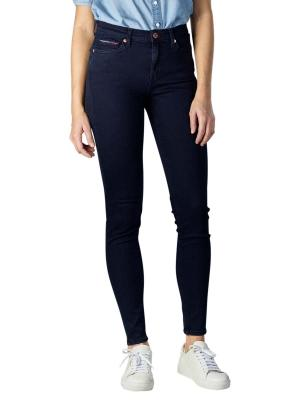 Tommy Jeans Nora Skinny Fit avenue dark blue stretch