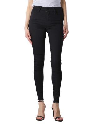 Levi's 720 Jeans High Rise Super Skinny black squared