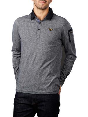 PME Legend Longsleeve Polo Shirt 5288