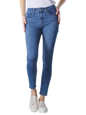 Levi's 721 Jeans High Rise Skinny lapis air