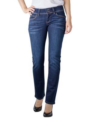 Cross Loie Jeans Straight Fit dark blue