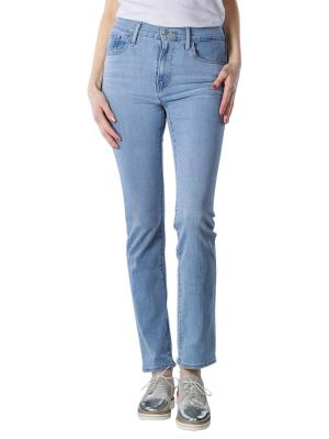 Levi's 724 Jeans High Rise Straight slate morning