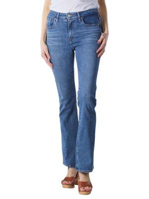 Levi's 725 Jeans Bootcut Fit lapis speed