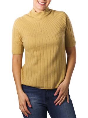 Yaya Vertical Stitch Sweater macaroon