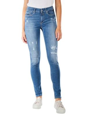 Replay Luzien Jeans High Rise Skinny Fit 661-XI22