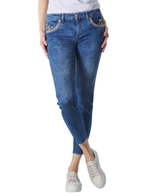Mos Mosh Sumner Jeans Ankle Summer blue