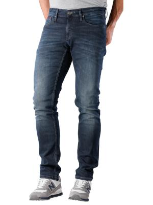 Tommy Jeans Scanton Slim chalk dark blue stretch