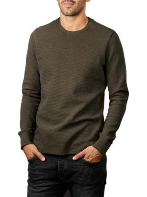 Tommy Jeans  Knit Pullover dark olive