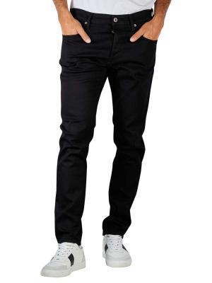 G-Star Slim Jeans Nero Black Stretch Denim antic charcoal